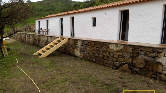 Reabilitação de Casa Rústica - Paredes de Coura